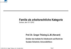Gregor Thüsing, Verband Krankenhaus Personalleiter, VdKP